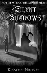 Silent Shadows book cover by Kirsten Nimwey by kirstennimwey