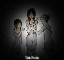 The Fates by almightyblah
