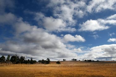 Big sky country 1 - Guyra, New South Wales by wildplaces