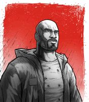 Luke cage 2 by Fuacka