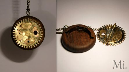 Steampunk locket 2 by TheCraftsman