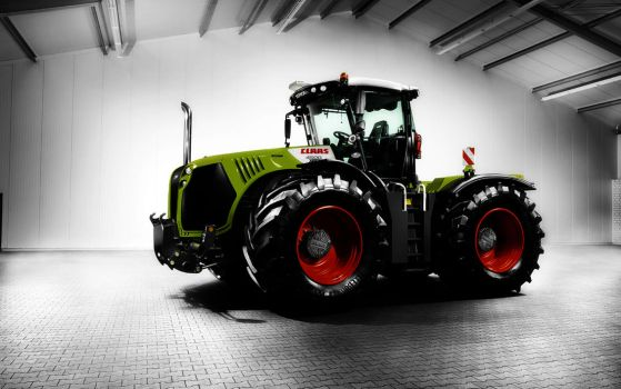 Claas Xerion 4500 by Nosf3r