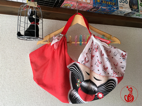 Geisha Bag by taeliac