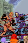 He-Man vs Skeletor by Brandtk