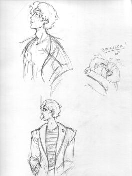 A page of Nelson by Firra