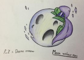 PvZ  Deemo crossover - Moon without the stars by shadowgirl211