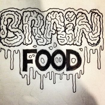 BRAIN FOOD by mikefasano