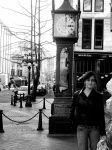 Gastown Steam Clock by skyeconnelly