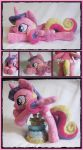 Snuggly Little Cadance by SailorMiniMuffin