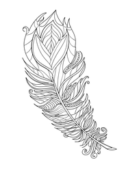 Feather Design27 by riverfox1