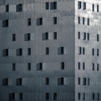 Silver Building by Pierre-Lagarde
