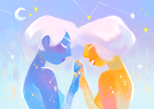 Constellations by ieafy