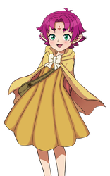 Fae by KyzaCreations