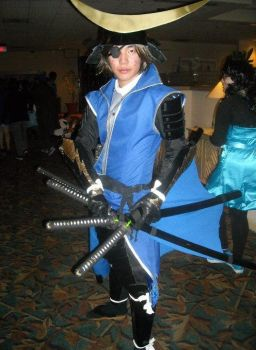 Date Masamune Cosplay by SoulEatingPuppet
