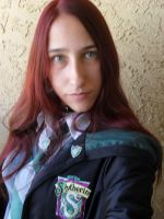 Slytherin by Sirithre