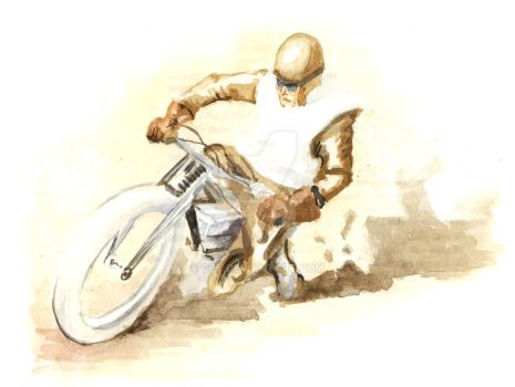 Early motorcycle racing by g7t