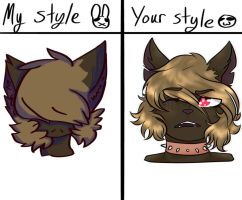 Style MEME by GraceysWorld