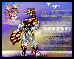 MoM 2009 : Tiger v2 by DocWolph