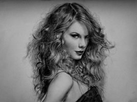 Taylor Swift by Yeah-Drawing-Yeah
