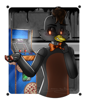 ''How About Play A Little Game? (Commission)'' by XxLorena-The-BunnyxX