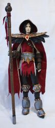 bjd Medivh by SargeCrys