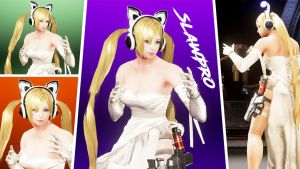 Lucky Chloe's NinaT7 Cosplay (v1.2 (UPDATED) by SlawPro