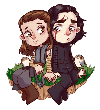 Reylo bbs by InuGurl107