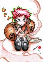 I'm Not Gonna Share_Gaara by Melodyrose