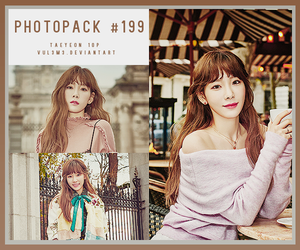 #199 PHOTOPACK-TaeYeon by vul3m3