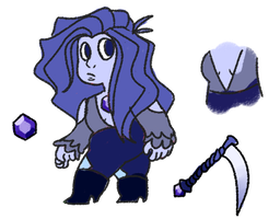 tanzanite CLOSED by electribee