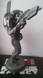 ME 2-3 Legion Miniature Statue (4) by zhe-holti