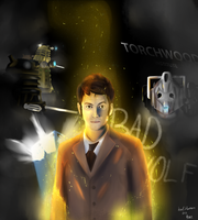 Just, the doctor... [Doctor Who] by Khan-the-cake-lover