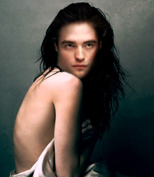 Robert Pattison + Miley Cyrus by mysticaleaves