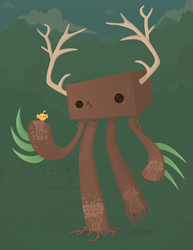 forest giant by pronouncedyou