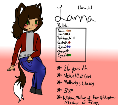 New! Lanna Reference by O-U-T