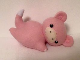 Slowpoke plush