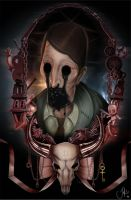 The Dollmaker by JhoCorrea