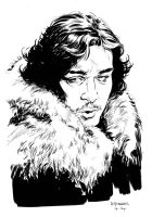 Jon Snow by stokesbook