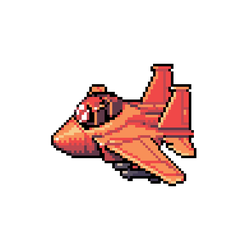 Advance Wars --- Fighter by CHROMAX