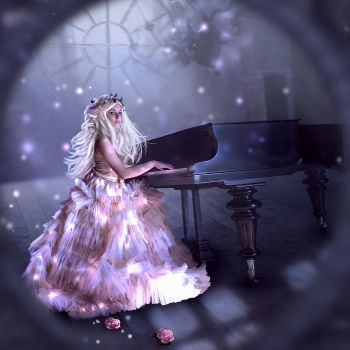 Inside The Music Box by little-spacey