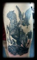 Valkyrie by state-of-art-tattoo