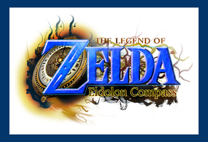 The Legend of Zelda: Eidolon Compass Redisplay by AzureParagon
