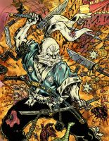 Ballad of Usagi Yojimbo by JoshRuud