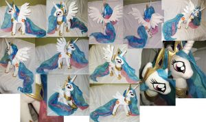Princess Celestia by Rens-twin
