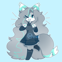 A chibi of jewel by Articxnights