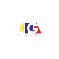 Pinoy Graphic Artist Logo by ambdesignsph