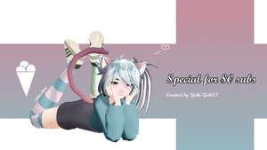 {MMD|PMX} TDA Lala-chan(Special for 80 subs) + DL by Yuki-Yuki13