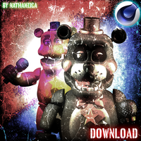 Lefty v3 and rockstar freddy download by NathanzicaOficial