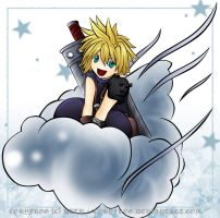 Cloud on Cloud Action by Cobyfrog