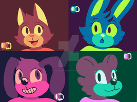 color palette thing by doodledanky